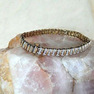 Jewelry - Diamond Gold Bracelet